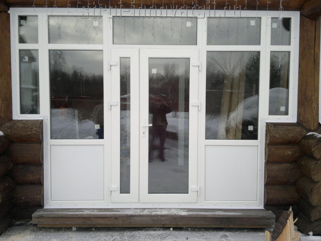 Двери пвх и алюминий . цена - 10000.00 руб., новосибирск - н.
