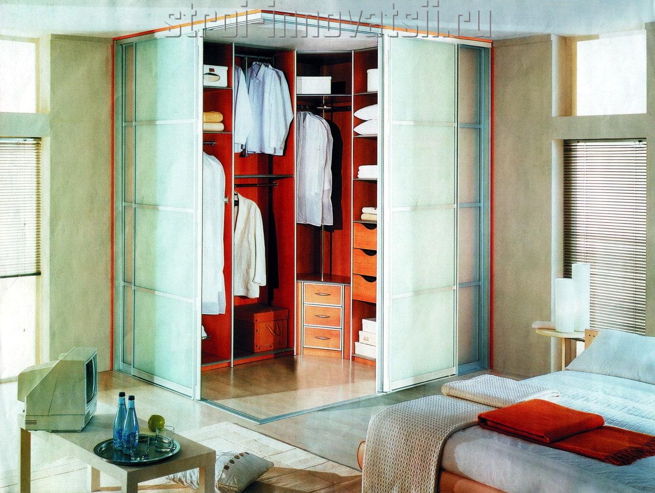 Гардеробная комната: планировка с размерами, фото лучших иде.