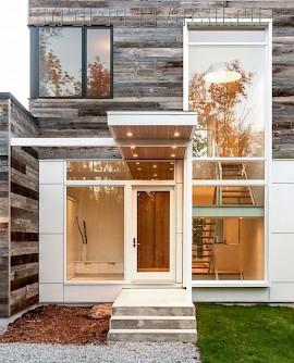 Металлические уличные двери для бани 1